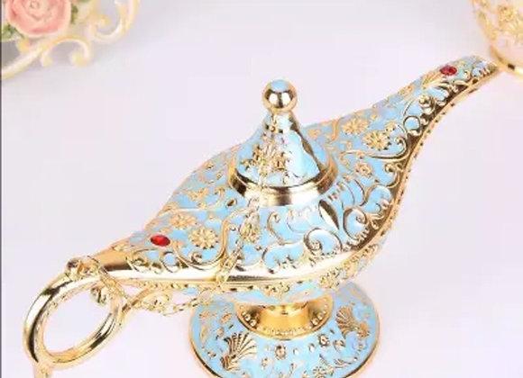 Lâmpada do Aladdin - Em breve.