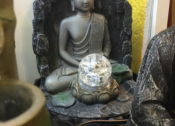 Fonte budista