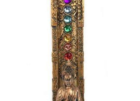 Incensário de Buda 7 chakra.