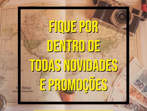 FIQUE POR DENTRO DE TODAS NOVIDADES E PROMOÇÕES!