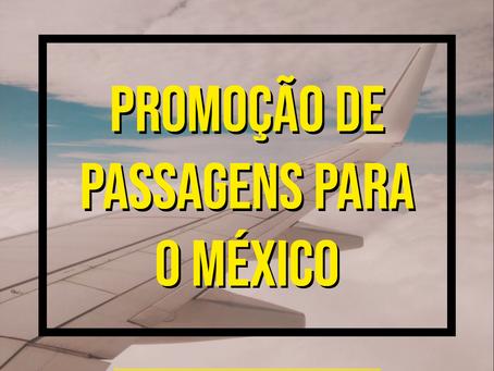 PASSAGENS AÉREAS PARA CANCÚN A PARTIR DE R$ 1720