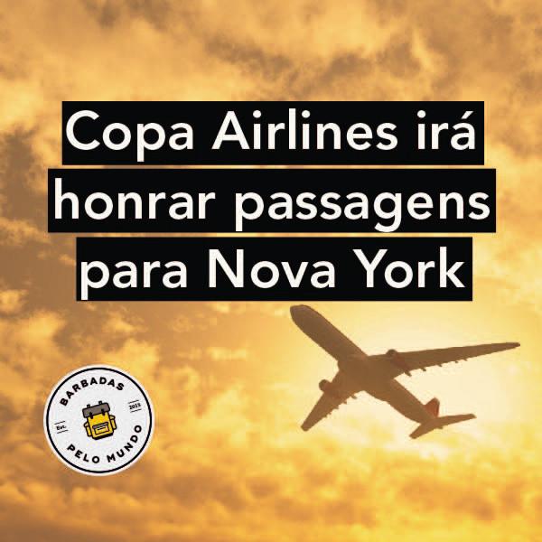 copa airlines passagens bug