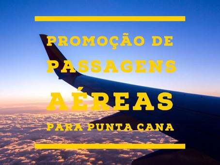 PASSAGENS AÉREAS PARA PUNTA CANA A PARTIR DE 16500 SMILES POR TRECHO - EMITA MESMO SEM TER MILHAS