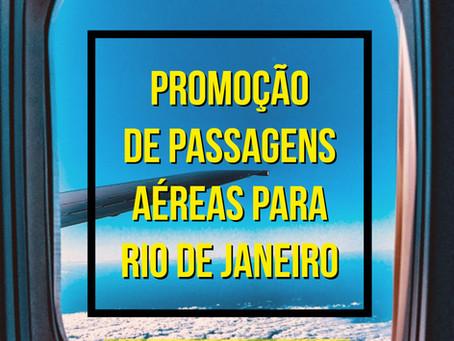 RÉVEILLON BATE E VOLTA NO RIO DE JANEIRO A PARTIR DE R$ 496