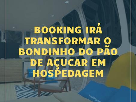 HOSPEDE-SE POR UMA NOITE NO BONDINHO DO PÃO DE AÇÚCAR