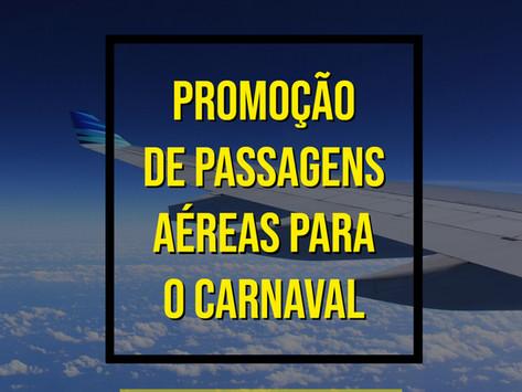 PASSAGENS AÉREAS PARA O CARNAVAL EM SALVADOR A PARTIR DE R$ 1113