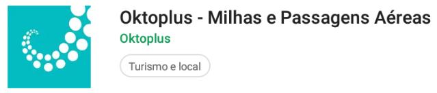 Icone do aplicativo oktoplus