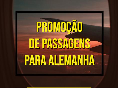 PASSAGENS AÉREAS PARA MUNIQUE A PARTIR DE R$ 1869 (VOOS DIRETOS DE IDA E VOLTA COM TAXAS INCLUÍDAS)