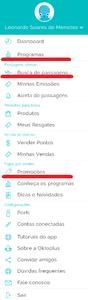menu app oktoplus