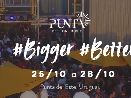 PUNTA BET ON MUSIC 2018