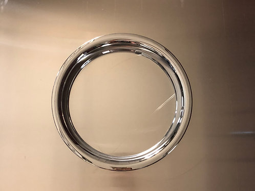 "13"" Chrome Trim Ring for Wheel"