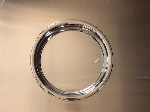 """13"""" Chrome Trim Ring for Wheel"""