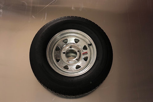 """13"""" Spare Tire and Wheel"""