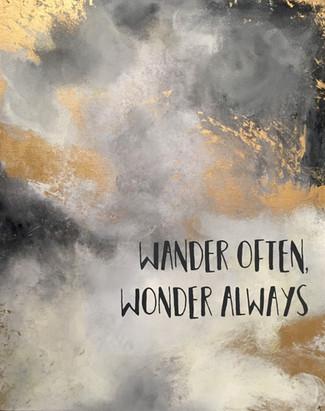 wander-often