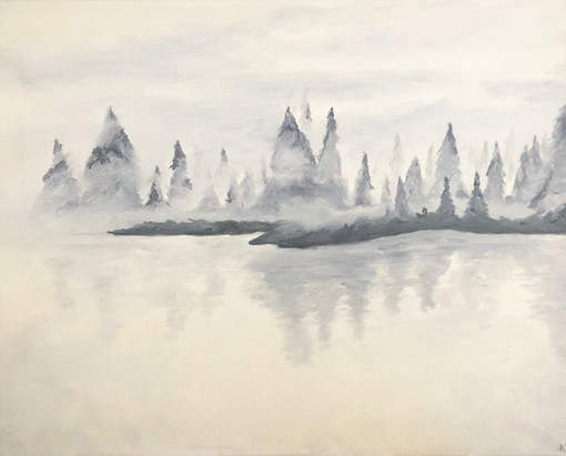 through-the-mist