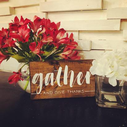 gather-staged