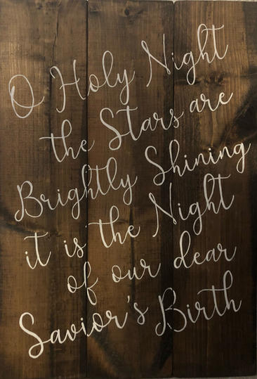 the stars are brightly shining