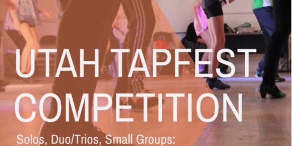 Utah Tap Fest Competition 2021
