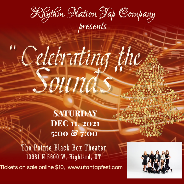 """""""Celebrating the Sounds"""" Holiday Concert 5:00 pm"""