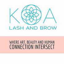 Koa Lash and Brow