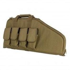 """VISM® by NcSTAR® AR & AK PISTOL, SUBGUN GUN CASE 2907 (28""""L X 13""""H)/ TAN"""