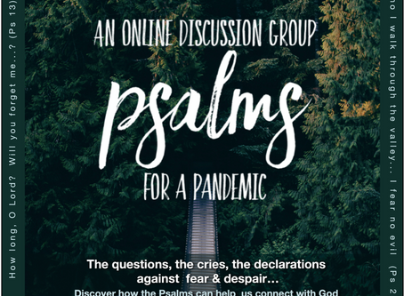 Psalms for a Pandemic