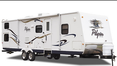 Picture of a camper for lodging