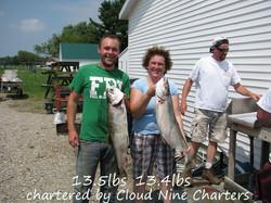 Cloud Nine Fishing Charter