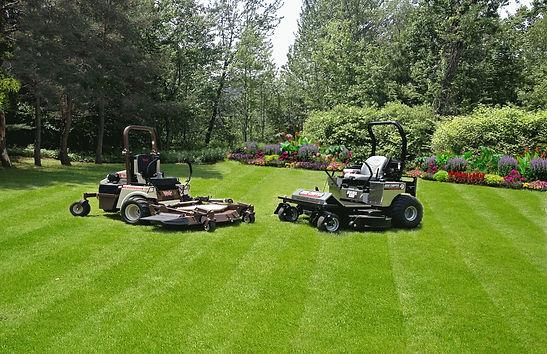 Zero Turn Lawnmowers