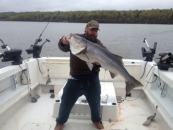 Cloud Nine Fishing Charters, Lake Champlain Fishing Charters