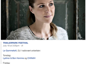 Le Gammeltoft recommends TL at Trailerpark Festival