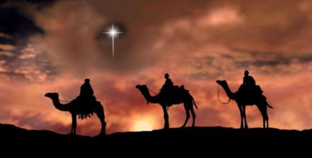 De Hellige Tre Konger De Første Kristne Pilgrimme Elisabethlidell