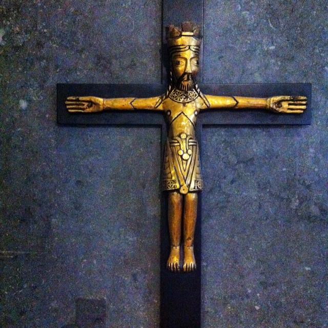 Danmarks ældste krucifiks, Åby krucifikset, Nationalmuseet