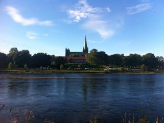 Pilgrimskatedralen i Trondheim