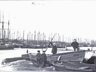 Den maritime pilgrimshistorie