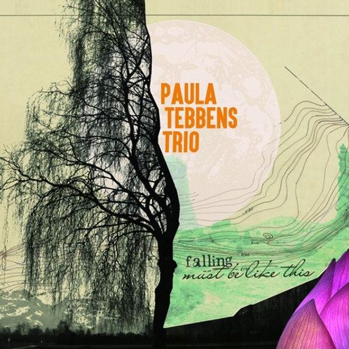 Paula Tebbens Trio - Falling Must Be Like This