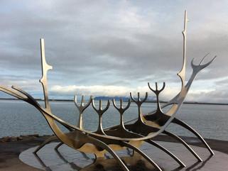 Forårsjævndøgn på Island – jorden gravid med skaberværket