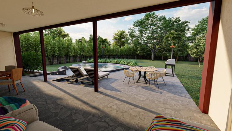 Patio Design, Bedford TX