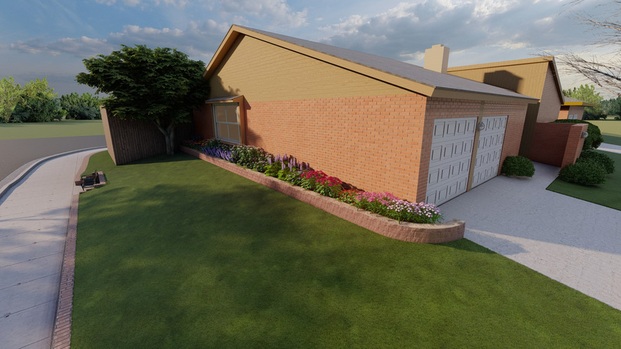 Retaining Wall Design Euless, TX