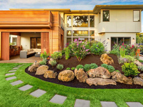 The benefits of landscaping when selling a property