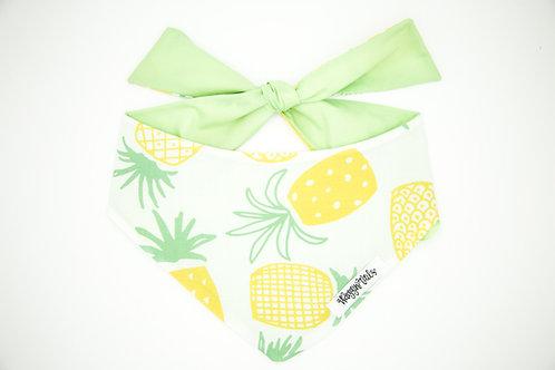 Pineapple Pooch Bandana