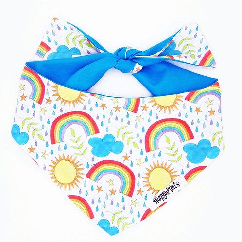 Rainbows and Sunshine Bandana