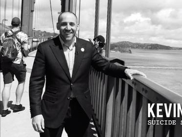 Kevin Hines Suicide Survior