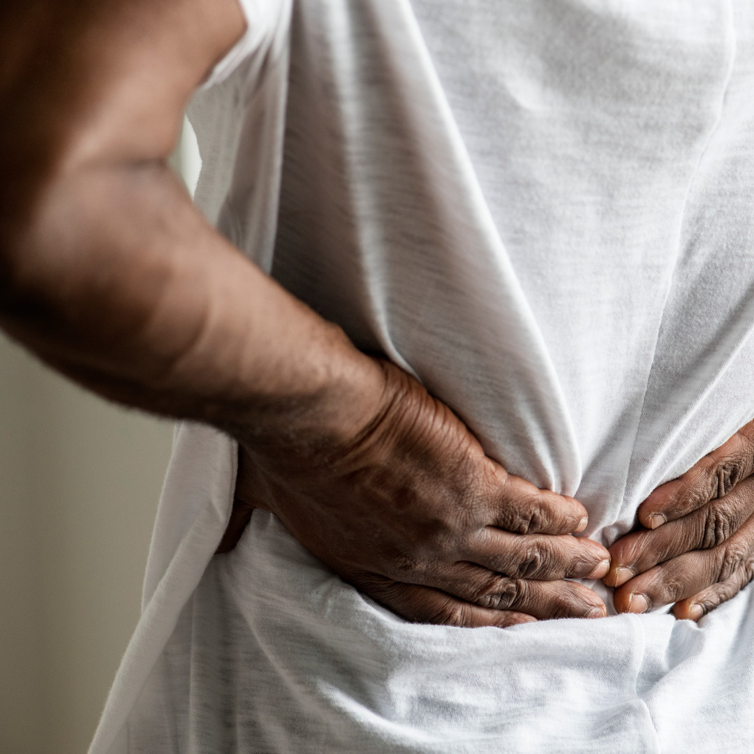 Back Pain + Chronic Pain conditions