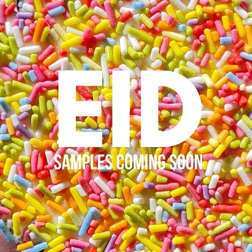 12 x Eid al-Fitr Cupcakes