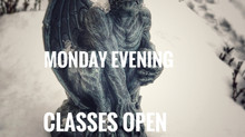 Monday Evening Classes