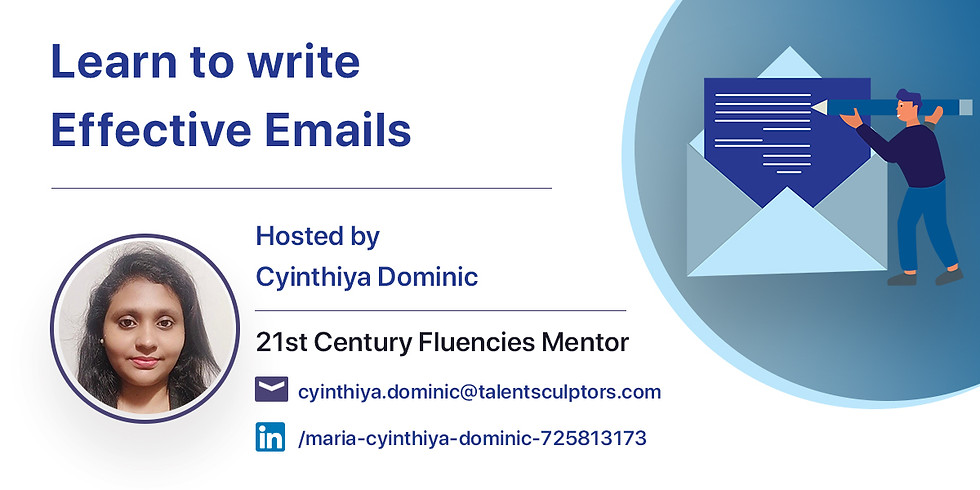 Learn To Write Effective Emails