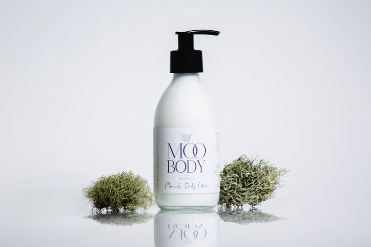 Moo Body Daily Lotion