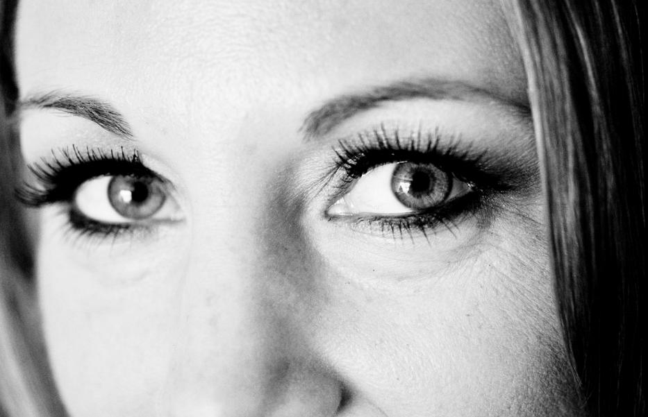 Kelly close up