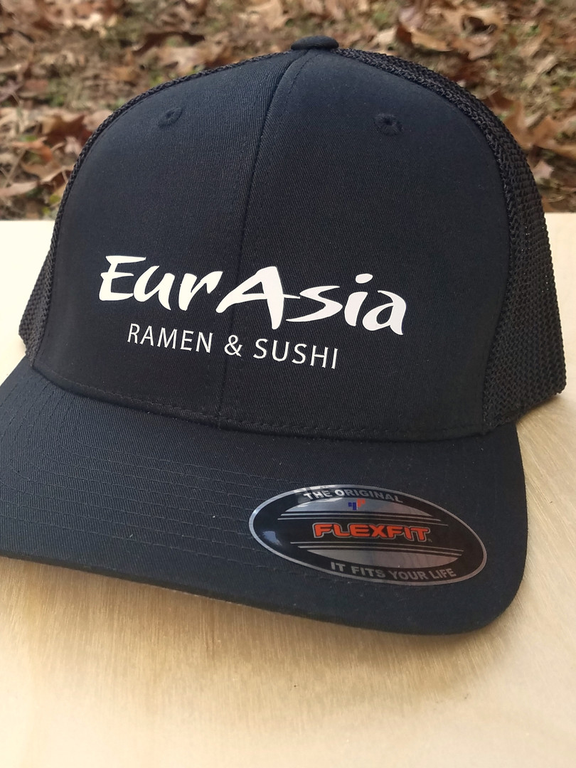 custom hats, hats, printed apparel, austin printing, screen printing, cabana ink, cabana inc, eurasia, cabana ink studio